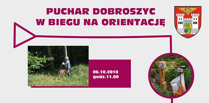 Puchar Dobroszyc w bno – 06.10.2018 [WYNIKI]